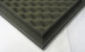 Convoluted (egg) acoustic foam tile